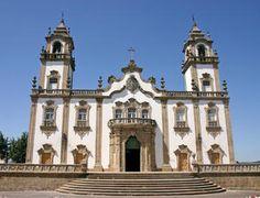 viseu church:  misericórdia church, Viseu, Portugal