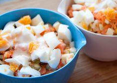 Deftiger Salat im Thermomix | Meine Svenja