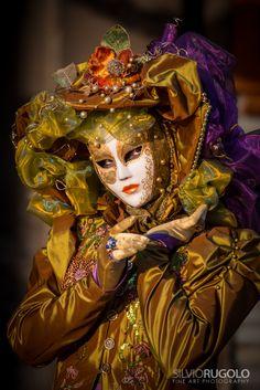 .Venice Carnival 2013 by Silvio Rugolo.