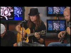 "Shaman's Harvest ""Dragonfly"" Acoustic In Studio"