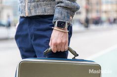 We tested how fashionable the Apple Watch really is