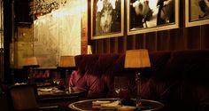 latest cigar lounge design - Google Search