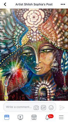 Art Faces, Shiloh, Sacred Art, Archetypes, Children's Books, Goddesses, Artworks, Art Ideas, Art Gallery