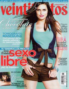 Fotografiado por Enrique Covarrubias para la revista Veintitantos, México, octubre 2007