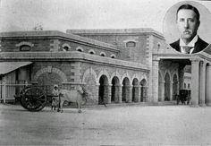 Secunderabad Rly Station in 1874 HYDERABAD Once upon a time !: Secunderabad Rly Station in 1874 Old Pictures, Nature Pictures, Old Photos, British Colonial Style, History Of India, Colonial Architecture, Lost City, Hyderabad, Once Upon A Time