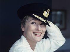 Meryl Streep by Brigitte Lacombe - who doesnt love Meryl?                                                                                                                                                                                 Plus