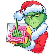 Christmas Drawing, Christmas Paintings, Christmas Art, Cool Art Drawings, Disney Drawings, Cartoon Drawings, Grinch Drawing, Arte Indie, Christmas Phone Wallpaper