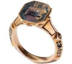 Afbeeldingsresultaat voor medieval ring