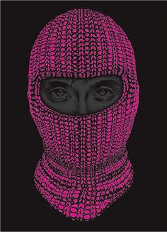 Balaclava Girl ~ Prefab 77 already proudly displayed in my house