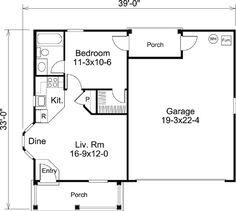 20 x 20 floor plans - Google Search   Ma Accueil Plans d\'étage ...