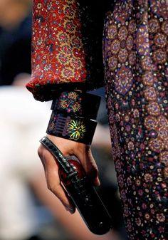 persian(Iranian) influence-Hermes Tabriz fall 2013 ♥I Love Iran & I'm Iranian ♥