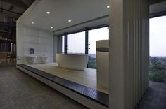 sanitary ware showroom design - Google Search