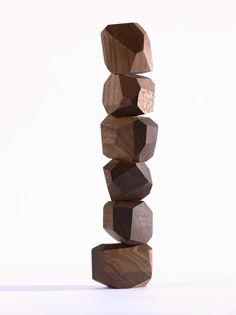 Zen Blocks; stacking and balancing blocks. Takes a lot of patience and concentration and a good form of stress relief