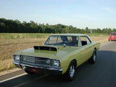 1968 Super Stock Dodge Dart