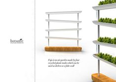 Angle-Mirrored Bookcases - The Lean Book Shelf by Monocomplex Sports an Ombre Color Palette (GALLERY)