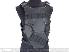 Matrix TF3 high speed body armor.