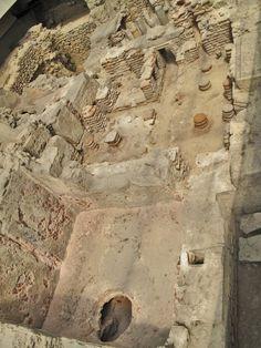 Roman Bath Complex, Amalias Av., Athens