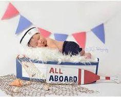 Resultado de imagen para bebe marinero sesion fotos