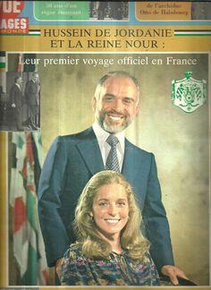 Point de vue N ° 1586 Hussein et La Reine Nour fr.picclick.com
