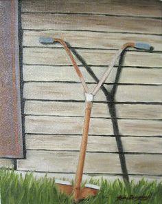 Pogo Stick by thebluedoorstudio on Etsy, $125.00