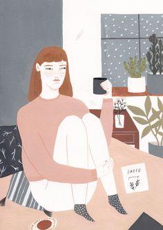 Illustrator Spotlight: Alessandra Genualdo - BOOOOOOOM! - CREATE * INSPIRE * COMMUNITY * ART * DESIGN * MUSIC * FILM * PHOTO * PROJECTS