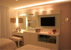 A estrela de hoje é um quarto de duas irmãs planejado e decorado no estilo provençal, bem romântico. Segundo a arquiteta Danielle Holanda, ...