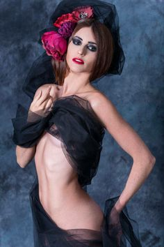 Photographe : Choi Mark Make up & Hair : Sylvie Moreau. Stylisme : Sylvie Moreau. Modèle : Fred Xoc