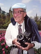 The arrival of Princess Juliana's gift of tulips generated great interest, curiosity and admiration among Canadians and the magnificent display of tulips quickly became a treasured tourist attraction in the Nation's Capital. Photographer Malak Karsh brought international fame to Ottawa with his photos of the NCC tulip beds. His stunning pictures became a springtime ritual...  Read more »