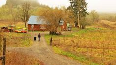 ever think of growing your own mushrooms? This couple did and now have the largest selection of certified organic mushrooms in the US…Dustin and Jennifer Olsen, The Mushoomery In Lebanon, Oregon