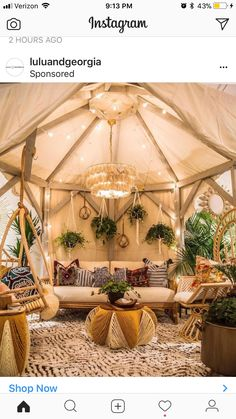 Explore Domino for thousands of stylish home decorating ideas, furniture ideas and home decor accessories. Get expert decor advice, tips, tricks and hacks to reflect your style. See interior design styles and furniture layouts. Bohemian Living, Bohemian Decor, Yurt Home, Yurt Living, Living Room, Outdoor Spaces, Outdoor Decor, Outdoor Ideas, Decoration