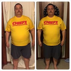 Michael lost 23 lbs and 3 1/2 inches in 60 days on the Saba 60 program!