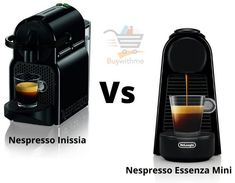 Nespresso Inissia vs Essenza Mini - Check Why Inissia is Best? Small Exercise Bike, Home Gym Machine, Maker Labs, Recumbent Bike Workout, Gym Accessories, Cardio Equipment, Best Espresso, Canned Heat