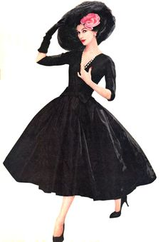 I'm in LOVE with 50's fashion <3