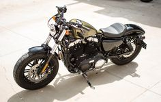 Harley-Davidson XL 1200 SPORTSTER Forty Eight 2016 - 13