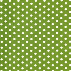 13- Pink Light Design - Everything Nice - Apron Dot in Green