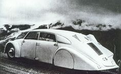 Tatra T-77, 1934