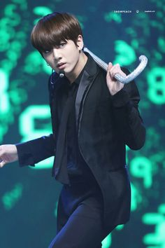 Jungkook ❤ BTS at the 2016 MBC Gayo Daejejeon (161231 - 170101) #BTS #방탄소년단