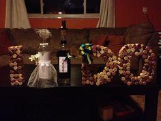 Wedding crafts with Nicole!