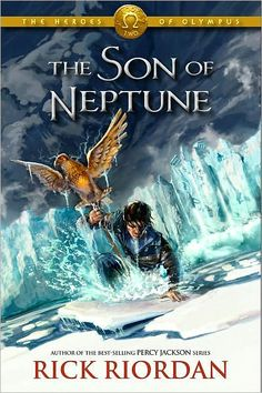 The Son of Neptune (Heroes of Olympus Series #2) I read the 1st series, should pick this one up