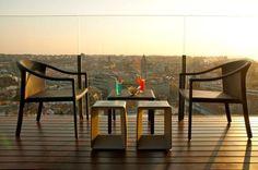 17.° Restaurante & Bar (Hotel Dom Henrique – Downtown) Rua do Bolhão, 223