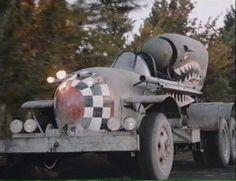 The Road Raiders vehicle