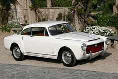 1952 Alfa Romeo 1900 TI Pininfarina Coupe