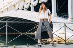 Tommy Ton's Best Pics From Fashion Month