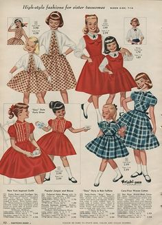 Mattel Toys From the 1960 - Bing Images Vintage Girls, Vintage Children, Vintage Dresses, Vintage Outfits, Vintage Clothing, Vintage Ads, 1950s Fashion, Vintage Fashion, World Of Fashion