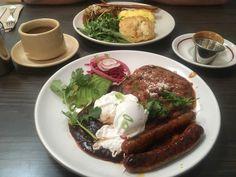 Breakfast place in Oakland