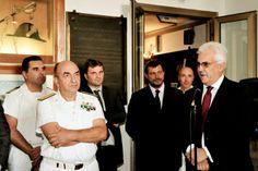 Inaugurata la mostra sulla corazzata Roma | BLU&news