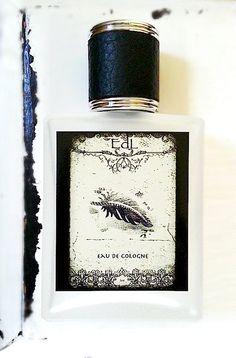Natural Perfume  Natural Eau de Perfume  by EraDansLherbe on Etsy