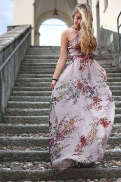 #fashion #fashionista Laura fantasia BarbieLaura - fashion blog-: Ice Iceberg floral dress..