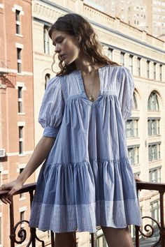 New arrivals are here: shop fresh styles from La Vie Rebecca Taylor. New arrivals are here: shop fresh styles from La Vie Rebecca Taylor. Dressy Dresses, Nice Dresses, Summer Outfits, Cute Outfits, Summer Dresses, Vetement Fashion, Embroidered Clothes, Floral Midi Dress, Floral Dresses