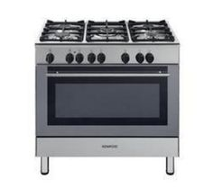 Buy KENWOOD CK304G Gas Range Cooker - Stainless Steel | Free Delivery | Currys